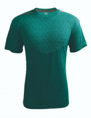 Men's Running Shirt Running Gear - Green RNM001