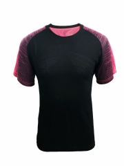 Men's Running Shirt Running Gear -Black RNM017