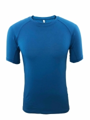 Men's Running Shirt Running Gear -Blue RNM011