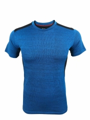 Men's Running Shirt Running Gear -Black RNM018