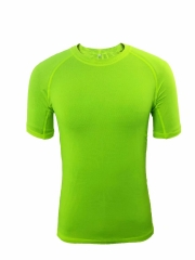 Men's Running Shirt Running Gear -Green RNM009
