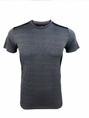 Men's Running Shirt Running Gear -Gray RNM021