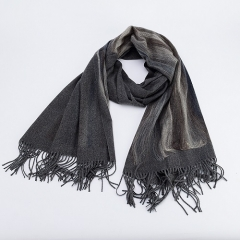 Similar Wool Touching 2019 Best Selling Comfortable Acrylic Blended Scarf