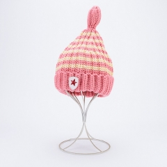 Similar Wool Touching Knitted Woolen Caps Cute Winter Beanie Hats