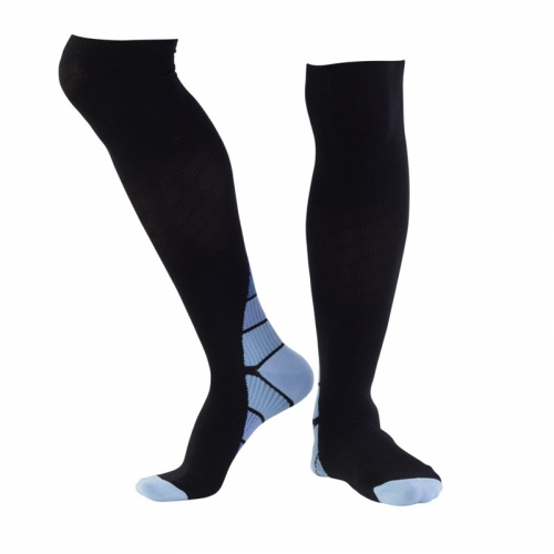 Compression Socks for Men & Women Best Graduated Athletic Fit for Running Marathon Riding Socks