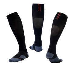 Thin Running Bicycle Bike Dri Fit Sports Cycling Knee High Socks