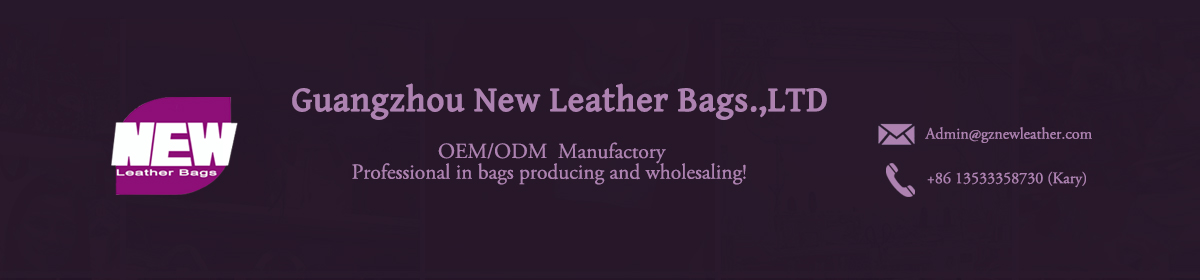 we are high quality women leather handbag manufacturer in guangzhou china