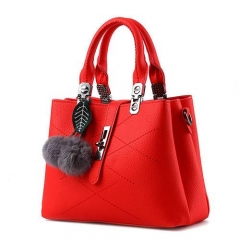 1881 High Quality Geometric Pattern Embroidery Shoulder Bag For Women