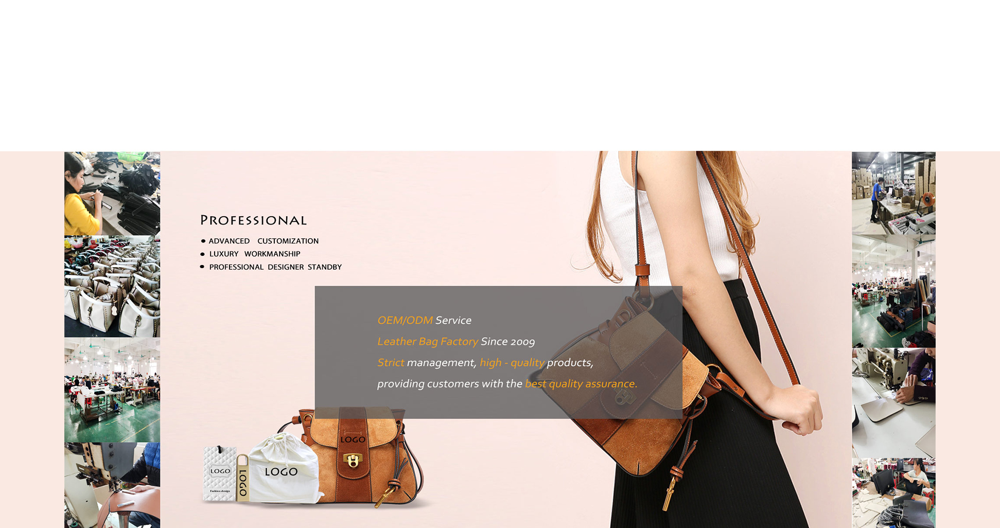 Guangzhou New Leather Bags.,LTD