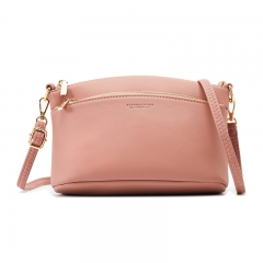 PU2416 Guangzhou Wholesale Factory Modern Designed Women Shoulder PU Leather Handbag Ladies Clutch Bag
