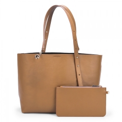 LT2079 New Design Women Genuine Leather Handbag High Quality Ladies Shoulder Bag Bucket Bags