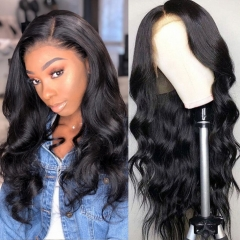 Full Lace Human Hair Wigs Body Wave Wig Human Hair Lace Wig Human Hair With Baby Hair