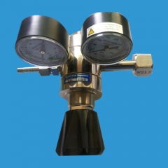 Two-stage pressure reducer