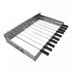 Greek Cypriot Charcoal BBQ Barbecue Grill Foukou