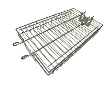HIGH quality 304 stainless steel cyprus grill basket suitable for bbqs  and rotisseries