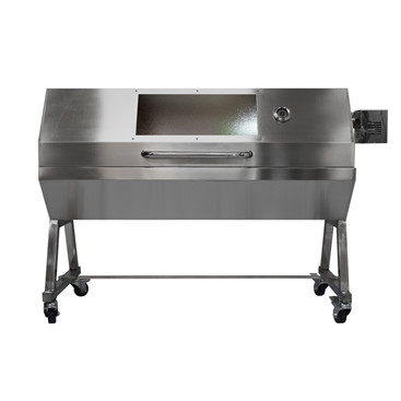 outdoor furniture commercial roaster oven spit braai rotisserie for whole pig