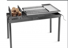 Custom made chacoal BBQS ,grills and garrillas