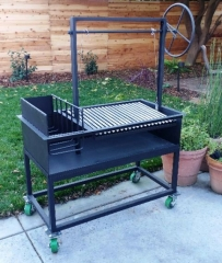 HDWYSY offers one of the best Santa Maria-style barbecue grills