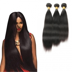 Kbeth Brazilian Straight Virgin Hair 3 Bundles/Packet