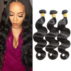 Kbeth Brazilian Body Wave Virgin Hair 3 Bundles/Lot