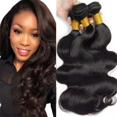Hot Selling Body Wave Hair Kbeh 3 Bundles Peruvian Hair