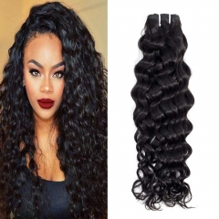 Natural Wave 3 Bundles Kbeth Peruvian Hair Natural Color