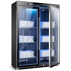 910L Clothing-towel-tableware Sterilizer Disinfection Cabinet Single door with ozone, ultraviolet light and dry system