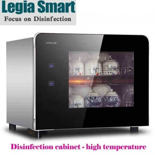 38L Tableware Sterilizer Disinfection Cabinet high temperature Effectively kill all kinds of bacterial viruses - coronavirus