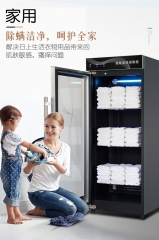 Ultraviolet Ozone Dryer Disinfection Cabinet,Sterilizer with Automatic Drying 100L single door 188/280/380L