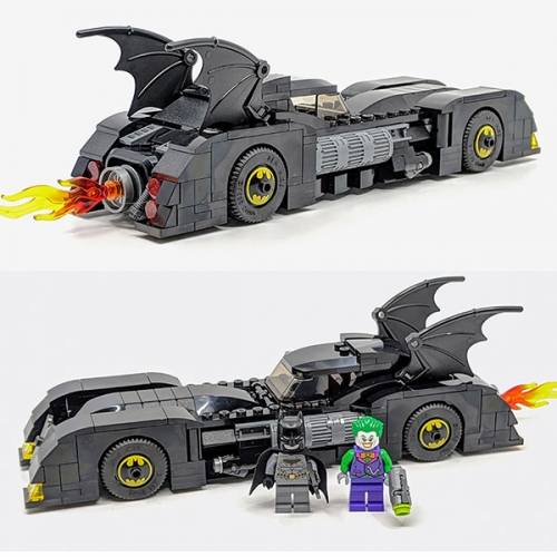 11351  DC Batmobile: Pursuit of The Joker Super Hero Series  Ship From China 76119