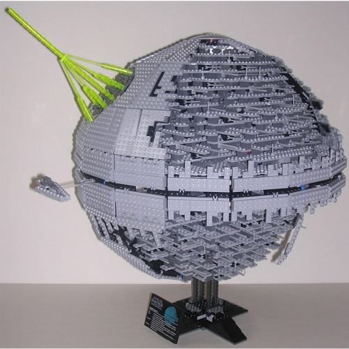 05026  Star Wars Series Death Star II  Building Blocks Ship From China 10143