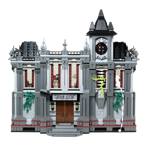 07044 Arkham Asylum Breakout Movie Series   Ship From China 10937