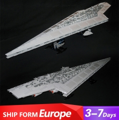 05028 Star Wars Super Star Destroyer Emperor Fighters Ship Execytor 10221