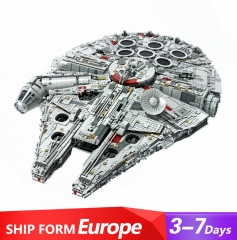 05132 Star Wars Millennium Falcon Ultimate Collector's Model Destroyer 75192