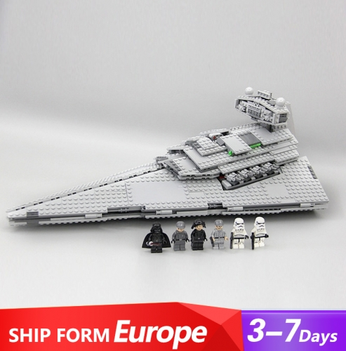 05062  Star War The Imperial Super Star Destroyer 75055