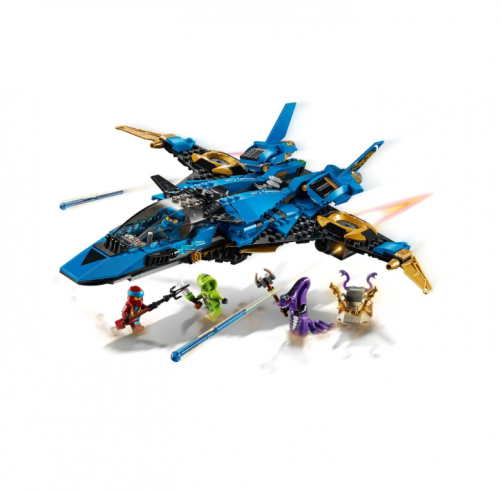 11162 524pcs Ninja Series Jay's Storm Fighter Building Blocks Toys 70668 Ship From China