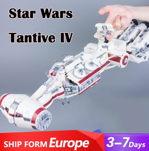 11431 Star Wars Series Tantive IV Building Blocks Bricks Toys For Gift 75244