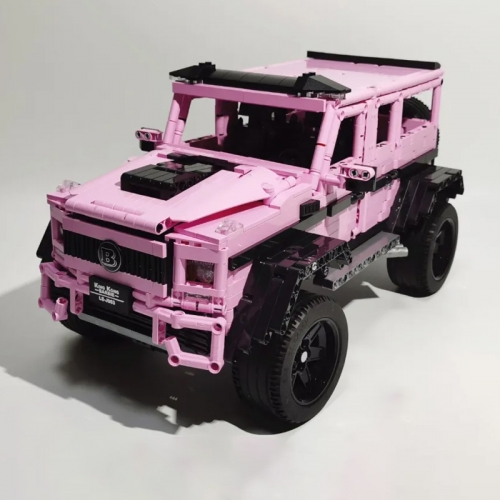 J903 Technic Series King Kong Super SUV Car Building Blocks 2687pcs Bricks Toys For Gift Ship From China