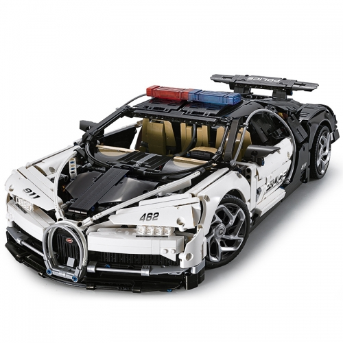 3388D 3635pcs Technic 1:8 Super Racing Car Bugatti Chiron City Bricks Building Blocks Car Toys For Friends Kids Gifts Ship From China