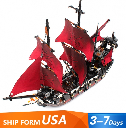 16009 Queen Anne's Revenge Ship to USA 3-7 days delivery 4195