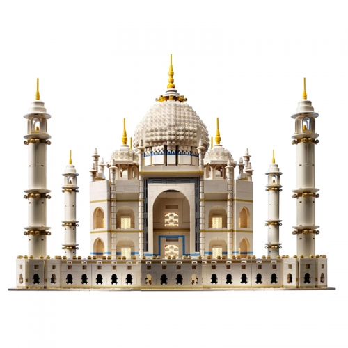 20006 6634pcs National Famous Building Series Taj Mahal Assembly Model Building Block Toy Ship From China 17008