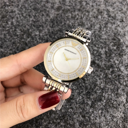 Stainless steel EMPORIO ARMAN*I Women watches