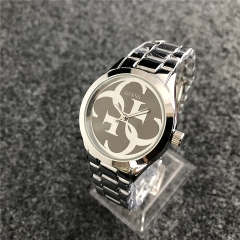 Stainless steel GUESS watches