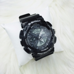Stainless steel Casio watches