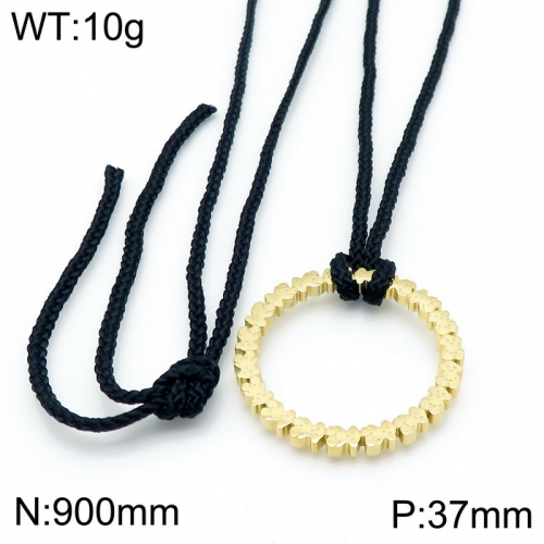 Stainless Steel Tou*s  Necklace D201020-XL-086G