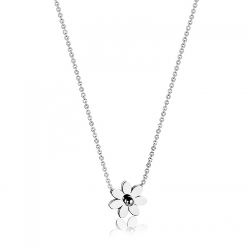Stainless steel Brand Necklace HY210107-e0d006