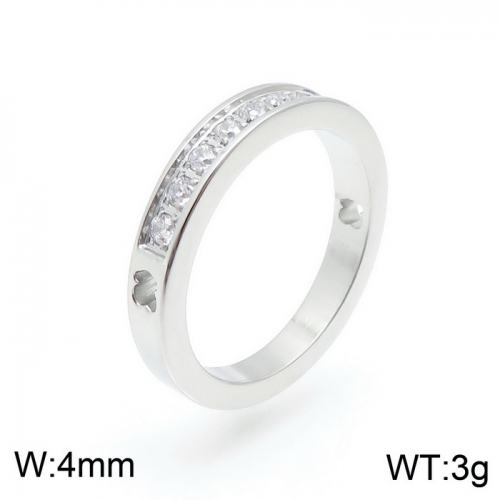 Stainless steel Tou*s Ring JZ-033S