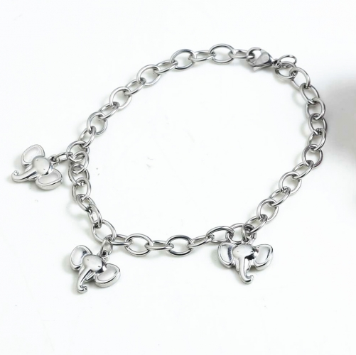 Stainless steel Bracelet A0133-S