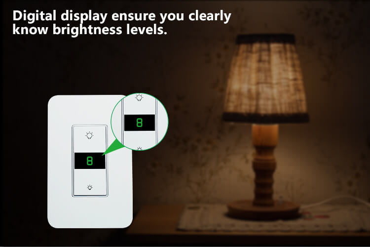 dimmer light switch