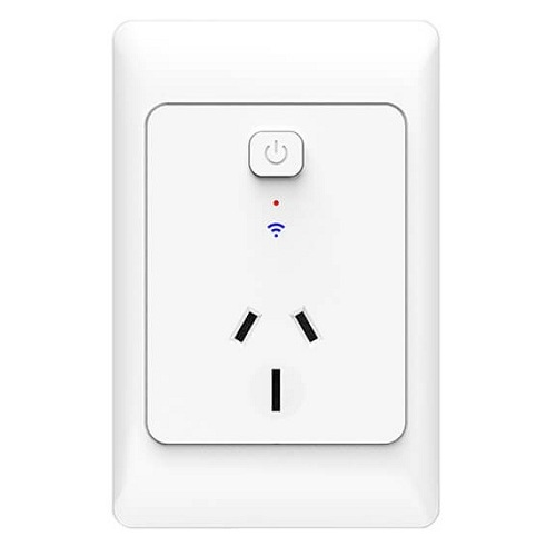 KS-821 Australia Smart Wall Power Socket
